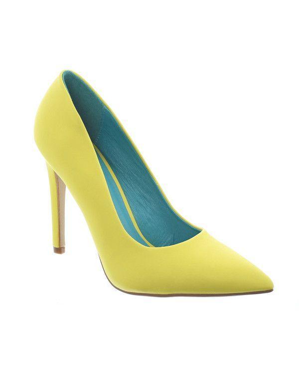 Hochzeit - Cindy-S Pointed Toe Heel
