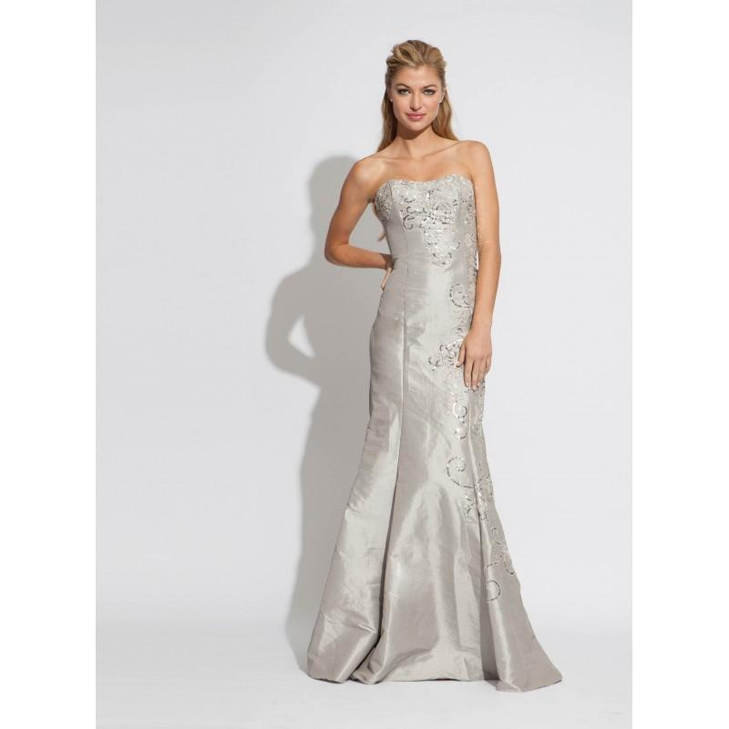 Wedding - Jovani 4665 - 2017 Spring Trends Dresses