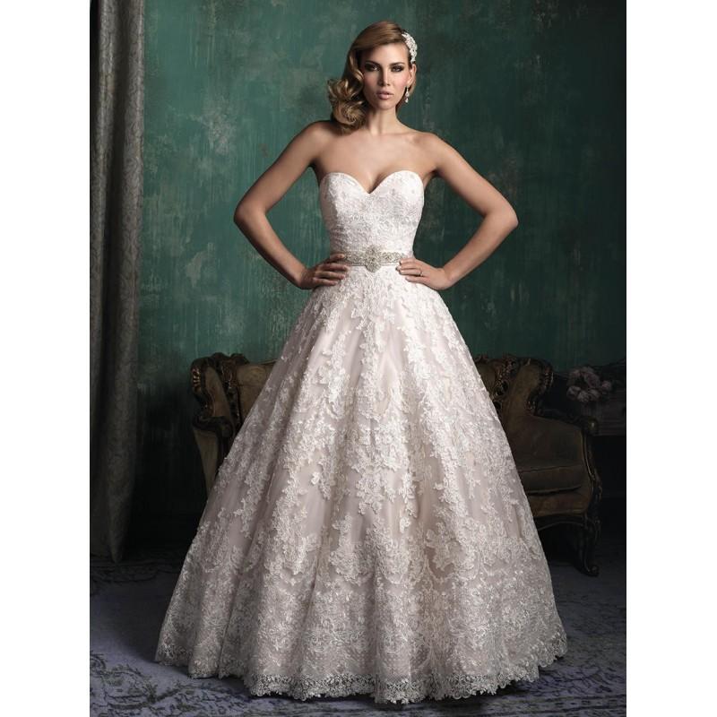 Mariage - Allure Bridal Allure Bridals Couture C345 - Fantastic Bridesmaid Dresses