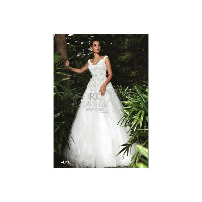 Свадьба - Intuzuri Bridal Spring 2013 - Style Alice - Elegant Wedding Dresses