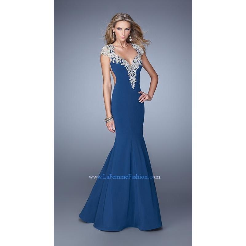 Mariage - Lafemme Gigi Prom Dresses Style 21271 -  Designer Wedding Dresses