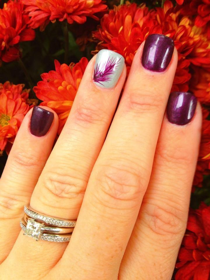 Wedding - 33 Simple And Yummy Nail Art Designs