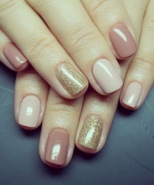Wedding - 33 Most Demanding Nail Art Designs For Wedding And Prom