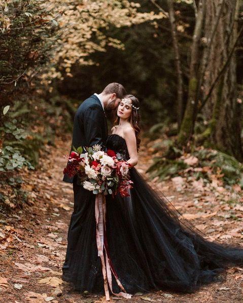 wedding in black - Ukran.agdiffusion.com