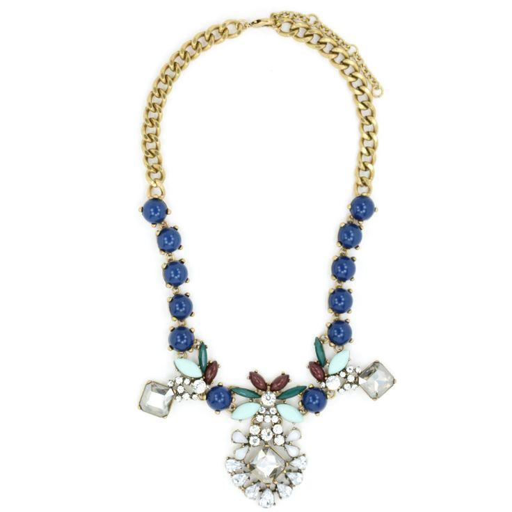Свадьба - Blue Heron Collar
