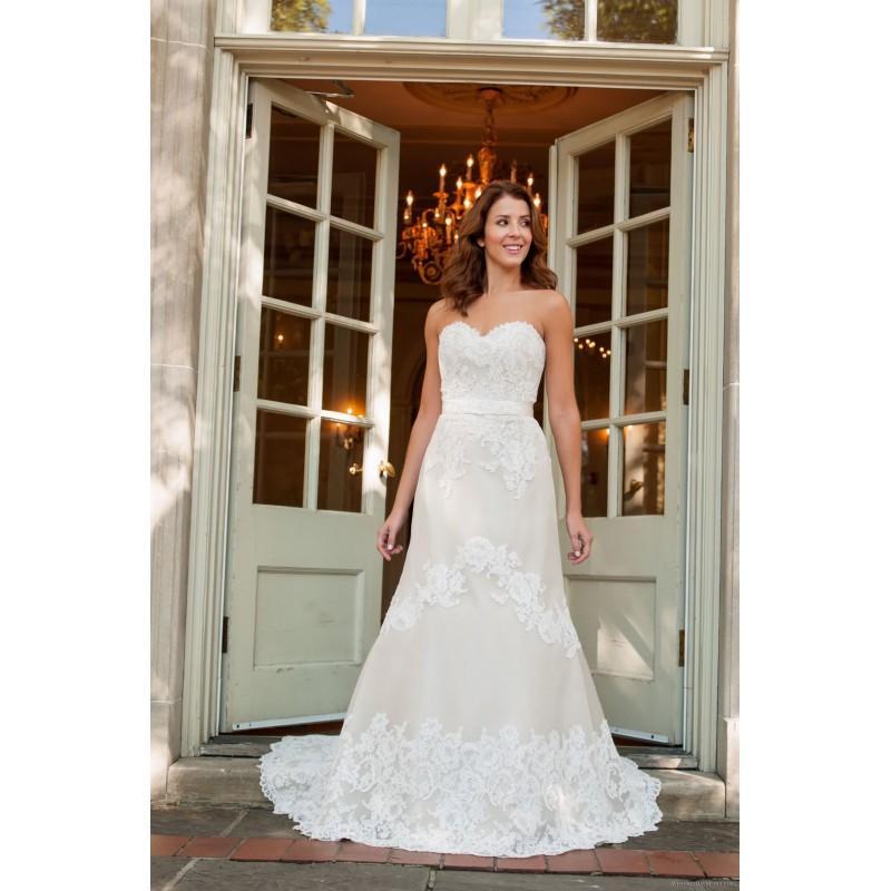 Hochzeit - Lea-Ann Belter Greta Lea-Ann Belter Wedding Dresses Greydon Hall - Rosy Bridesmaid Dresses
