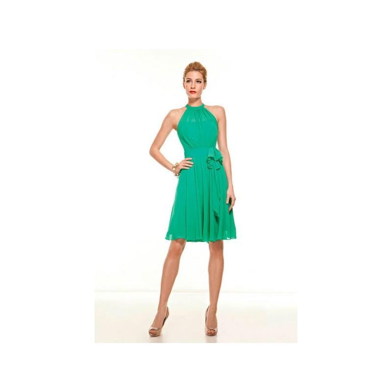Wedding - Vestido de fiesta de Demetrios Evening Modelo PM89 - 2014 Vestido - Tienda nupcial con estilo del cordón