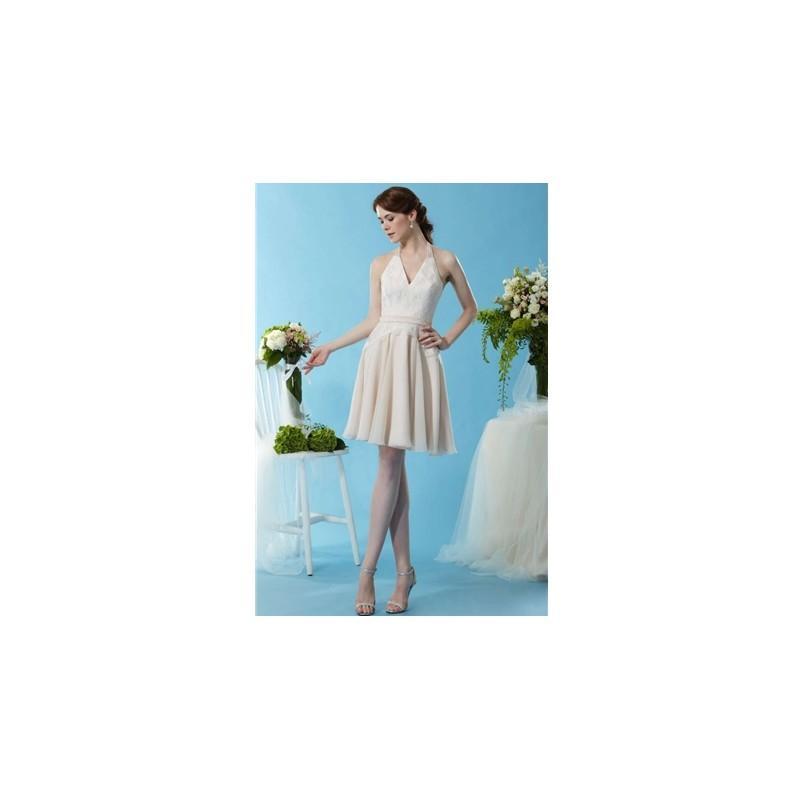Wedding - Eden Bridesmaids Bridesmaid Dress Style No. 7448 - Brand Wedding Dresses
