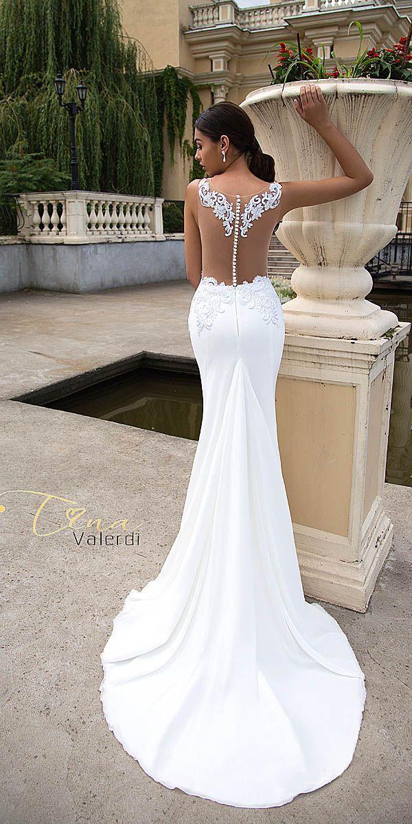 Wedding - Tina Valerdi Wedding Dresses 2017 Collection
