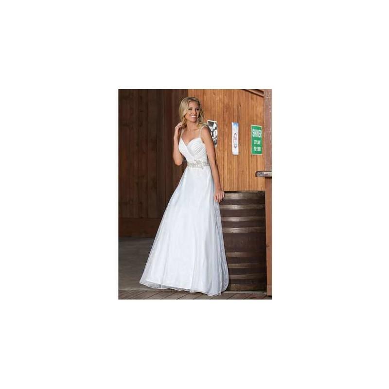 Wedding - DaVinci Bridals Wedding Dress Style No. 50311 - Brand Wedding Dresses