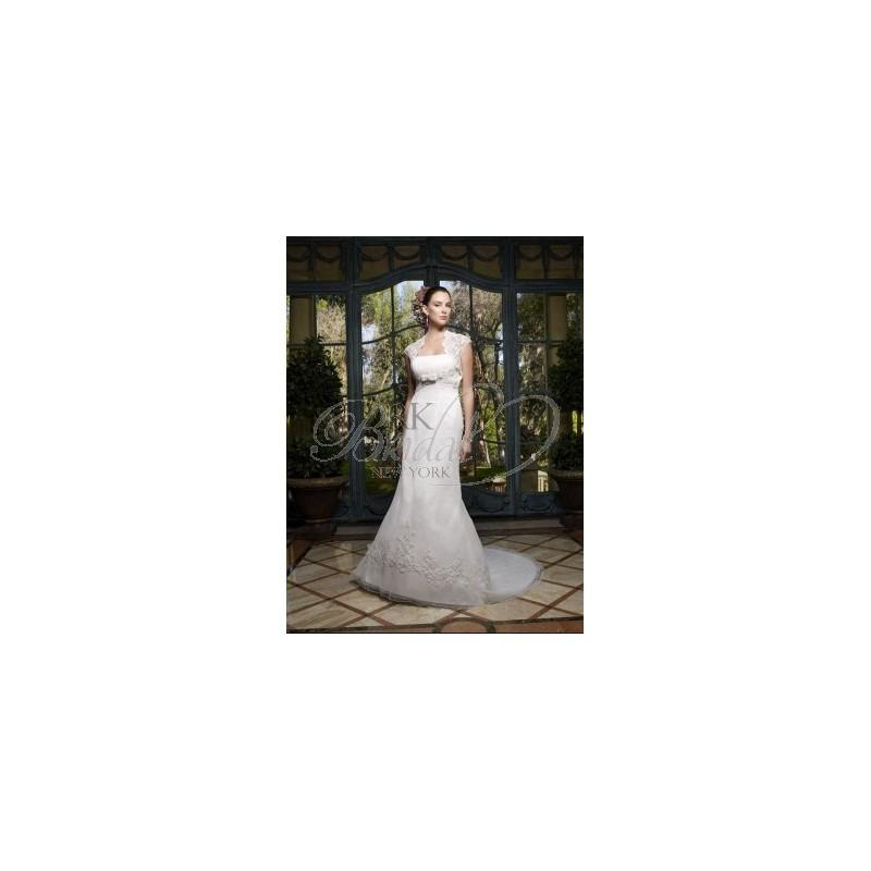 Mariage - Casablanca Bridal - Style 1963 - Elegant Wedding Dresses