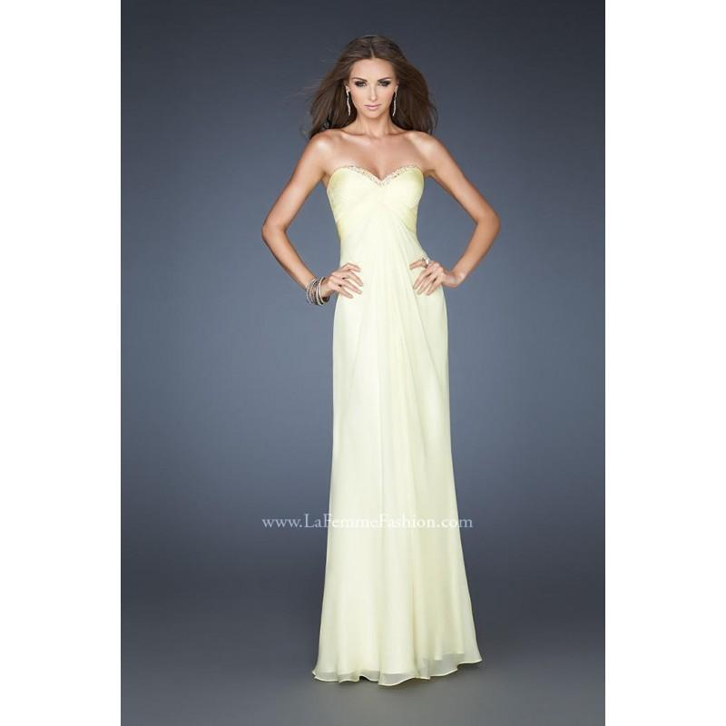 Свадьба - 18705 La Femme Prom - HyperDress.com