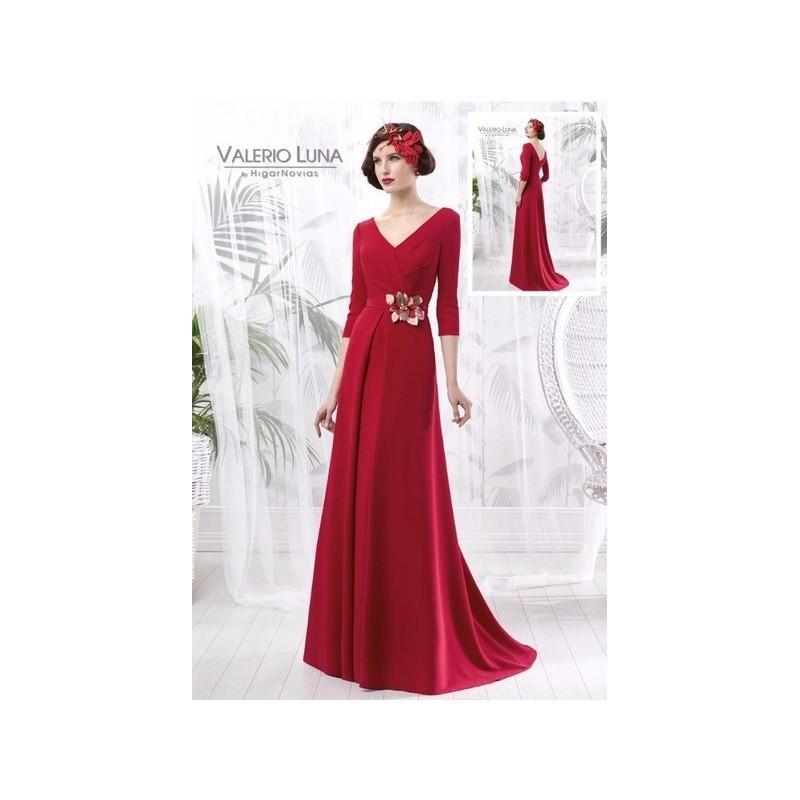 Valerio luna 2016 vestidos de fiesta