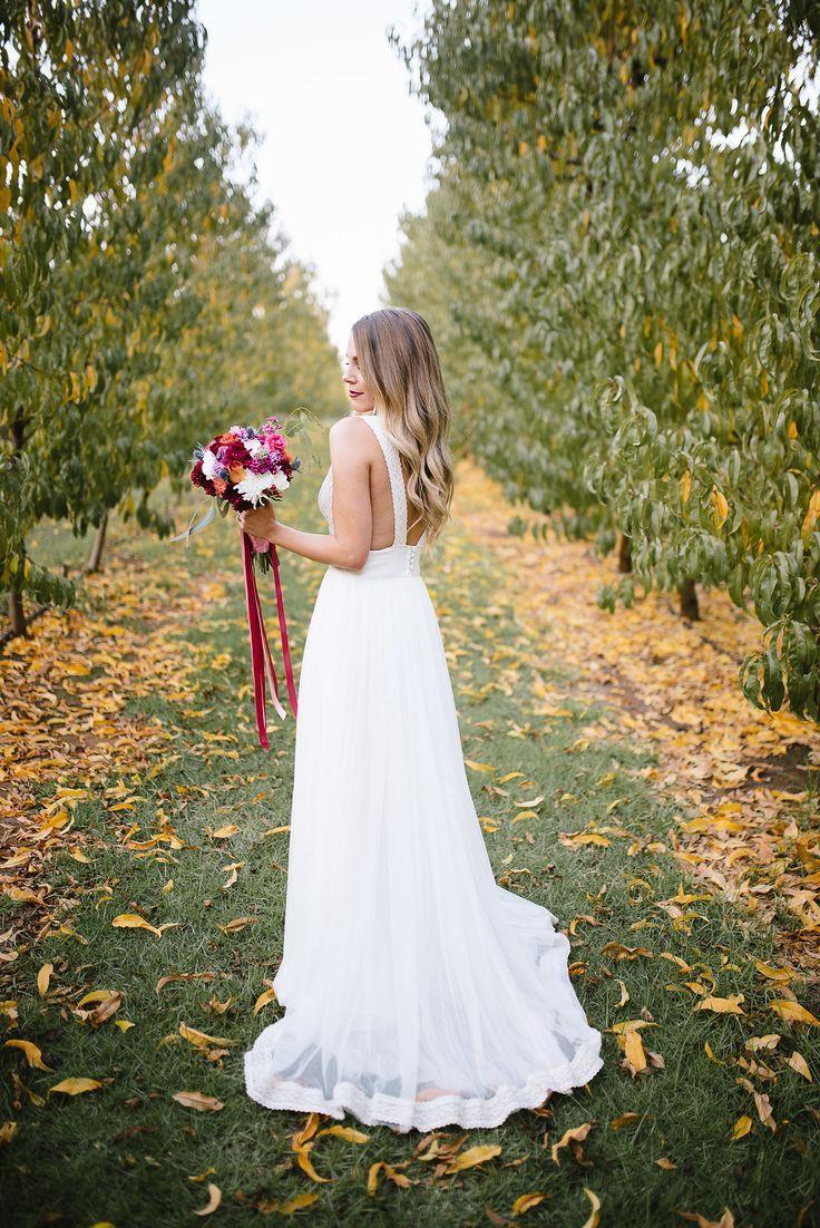 Mariage - Autumnal Orchard Wedding Inspiration