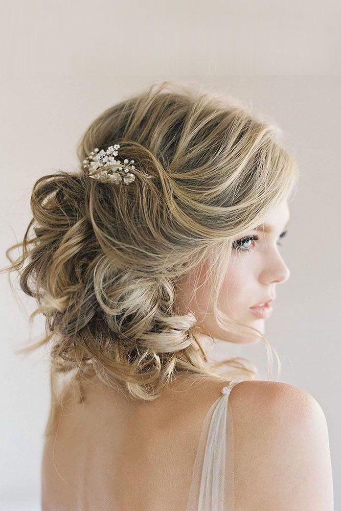 Wedding - 45 Short Wedding Hairstyle Ideas So Good You'd Want To Cut Your Hair