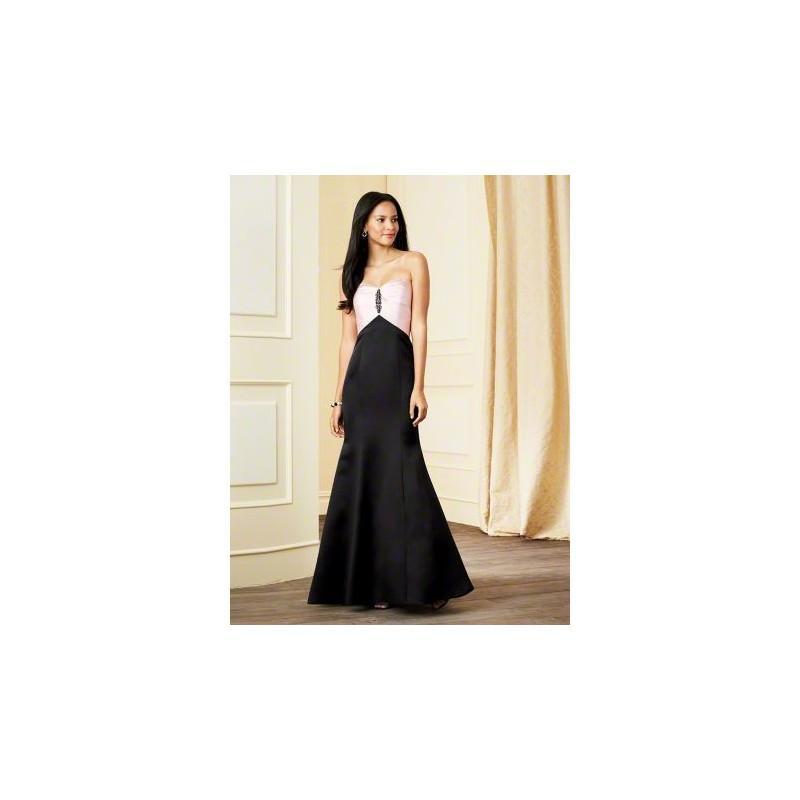 Mariage - Alfred Angelo Long Bridesmaid Dress 7282L - Crazy Sale Bridal Dresses