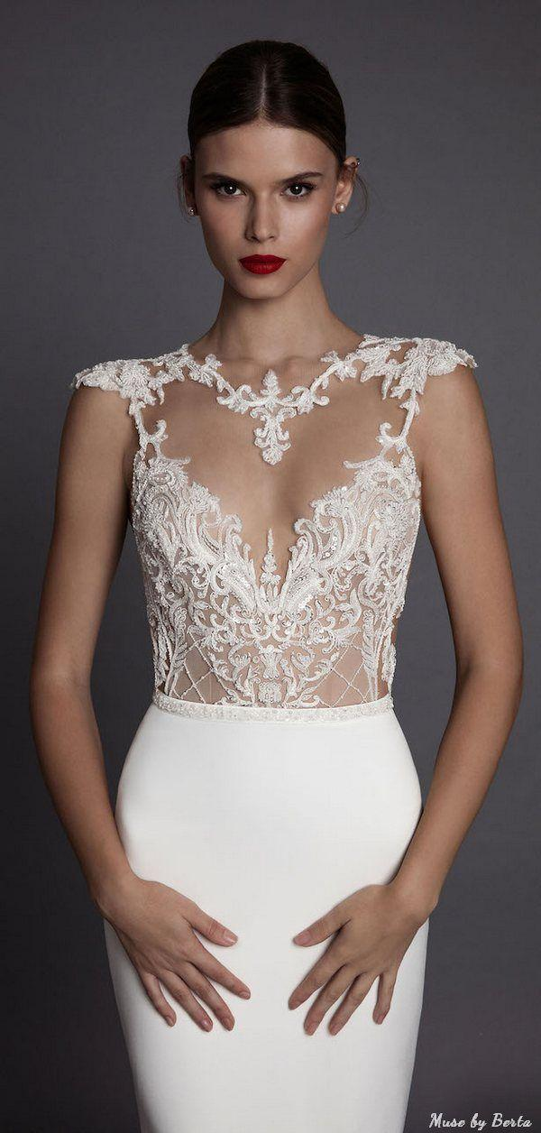 Mariage - Muse By Berta Wedding Dress AURORA 3