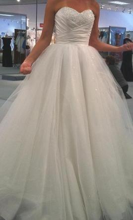 زفاف - Alfred Angelo 205, $600 Size: 2
