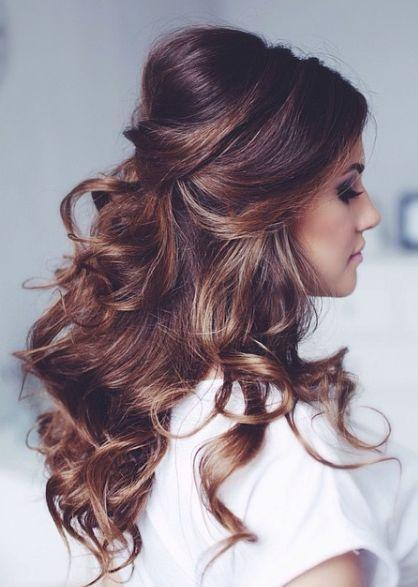Mariage - Tonya Pushkareva Wedding Hairstyle Inspiration