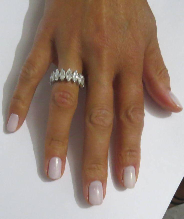 Mariage - Marquise Cut Diamond Platinum Eternity Band Ring