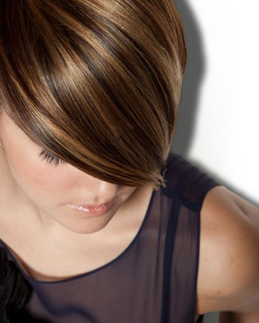 Mariage - Color For Short Haircuts