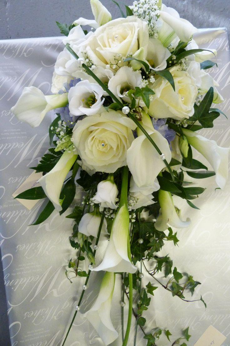 Wedding - Cascade Bouquets