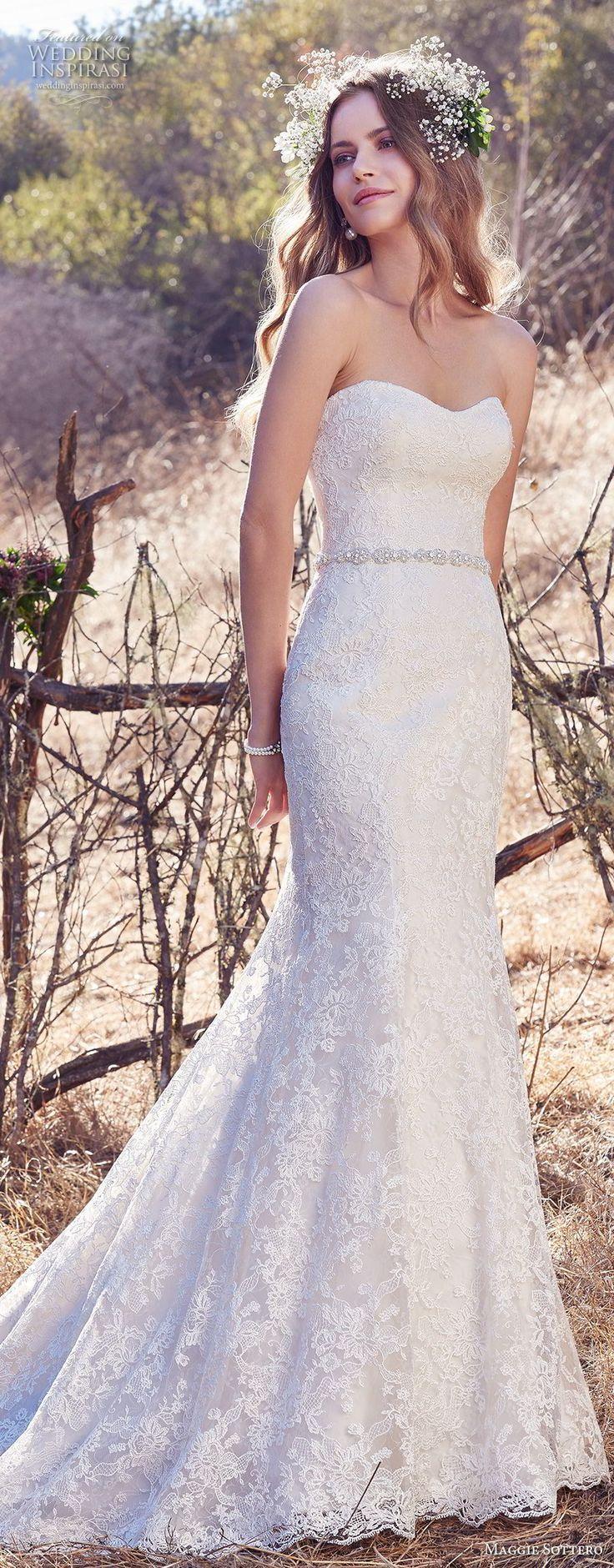 "e6509152fc Maggie Sottero Fall 2017 Wedding Dresses — ""Cordelia"" Bridal Collection"