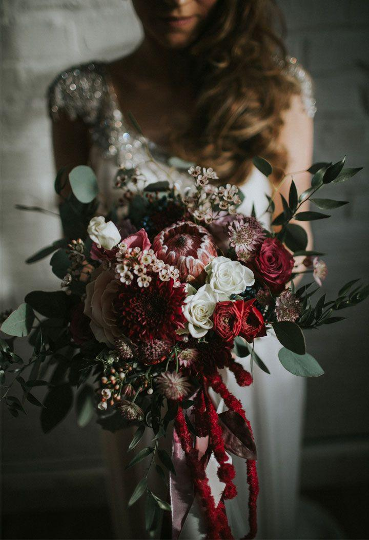Wedding - 21 Wedding Bouquet Ideas For Winter That Will Inspire You