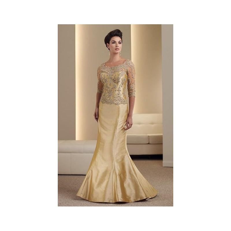 Düğün - Ivonne D Evening Dress 111D09 - Brand Prom Dresses