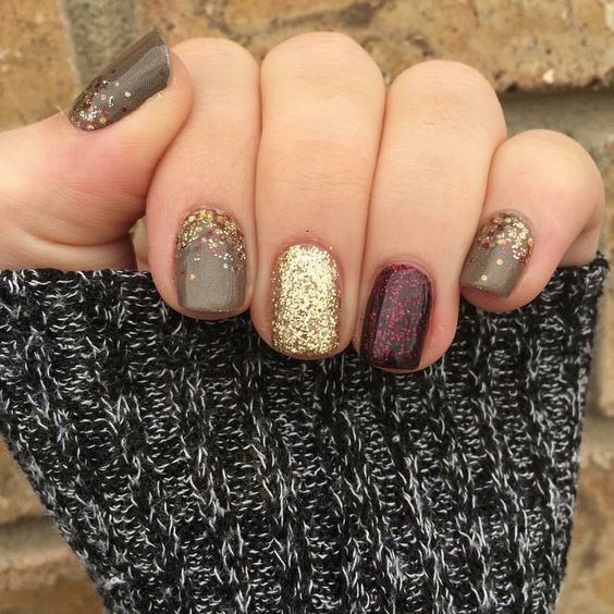fall nail ideas - Fall Nail Ideas - Ideal.vistalist.co