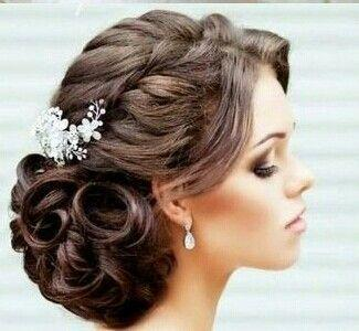 Wedding - Cute Hair