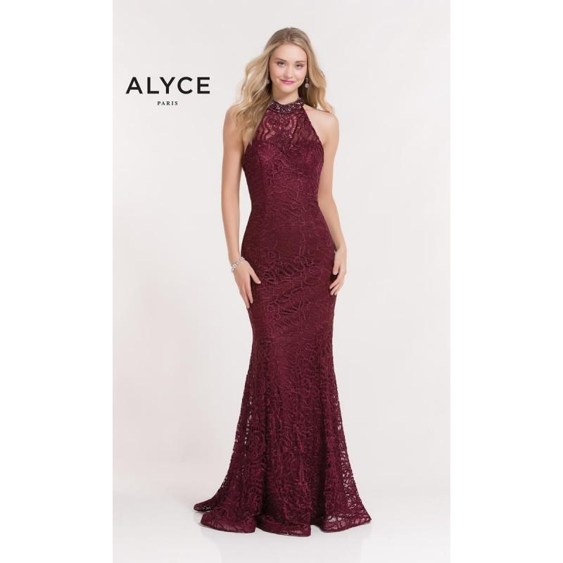 Wedding - Alyce Prom 6879 - Branded Bridal Gowns