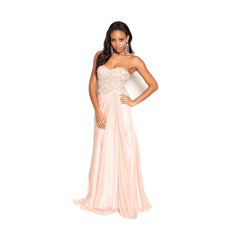 Boda - Atria Style AC70058-1 -  Designer Wedding Dresses