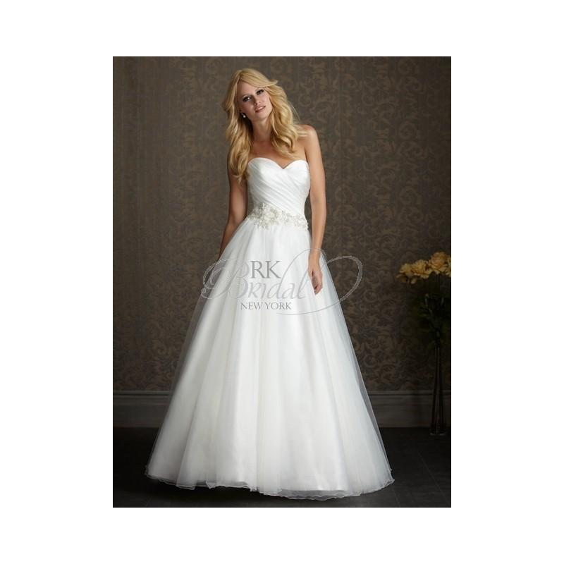 Boda - Allure Exclusive Collection Spring 2012 - Style 2500 - Elegant Wedding Dresses