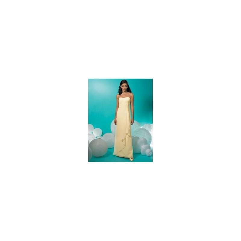 Wedding - Jordan Fashions Bridesmaid Dress Style No. IDWH230 - Brand Wedding Dresses