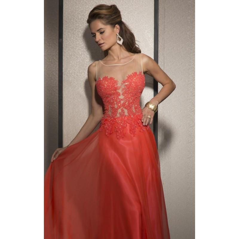 Свадьба - Beaded Lace Gown Dresses by Clarisse 2529 - Bonny Evening Dresses Online