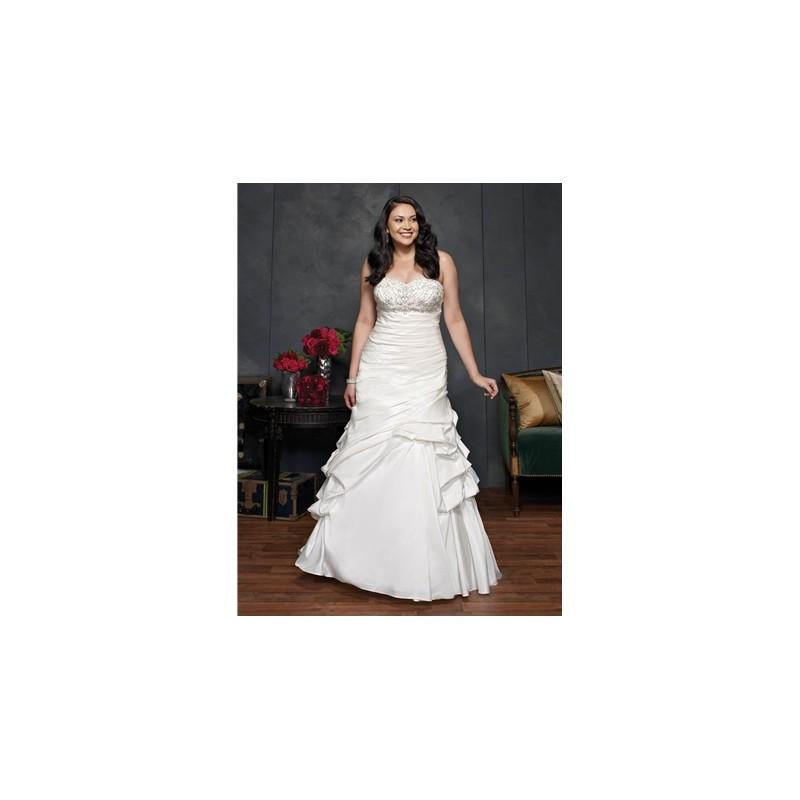 Mariage - Femme by Kenneth Winston Wedding Dress Style No. 3372 - Brand Wedding Dresses