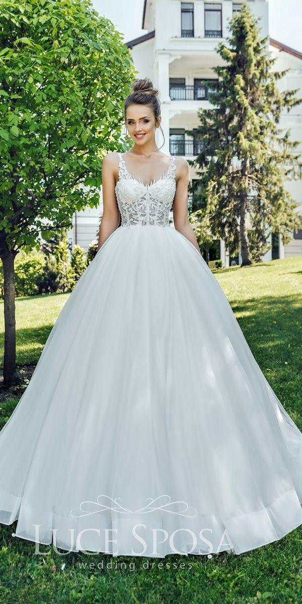 Wedding - Luce Sposa Wedding Dresses - Collection 2018 Edem
