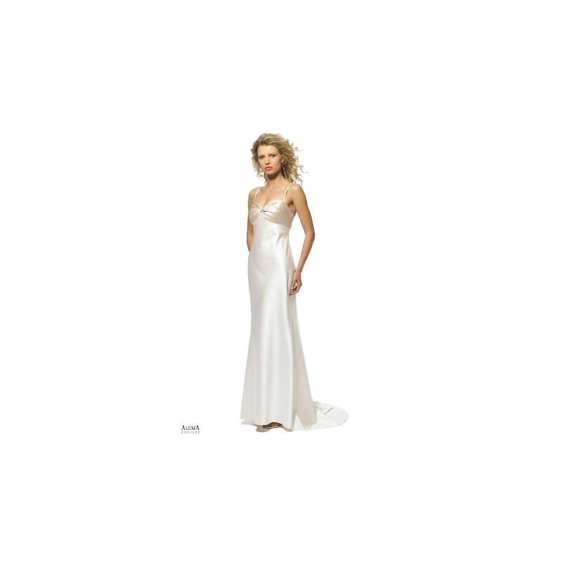 d0ffd37abece Alexia Designs Couture Bridesmaid Dress Style No. 806 - Brand Wedding  Dresses