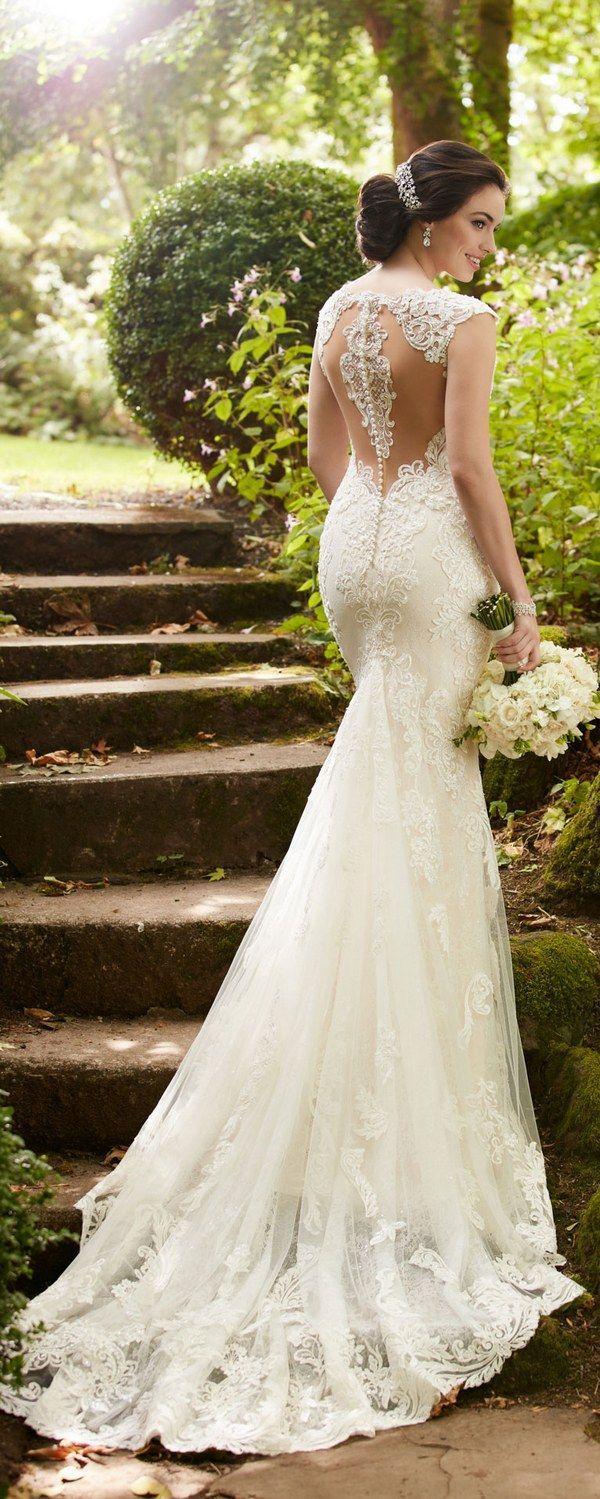 زفاف - Martina Liana Wedding Dresses Fall 2017