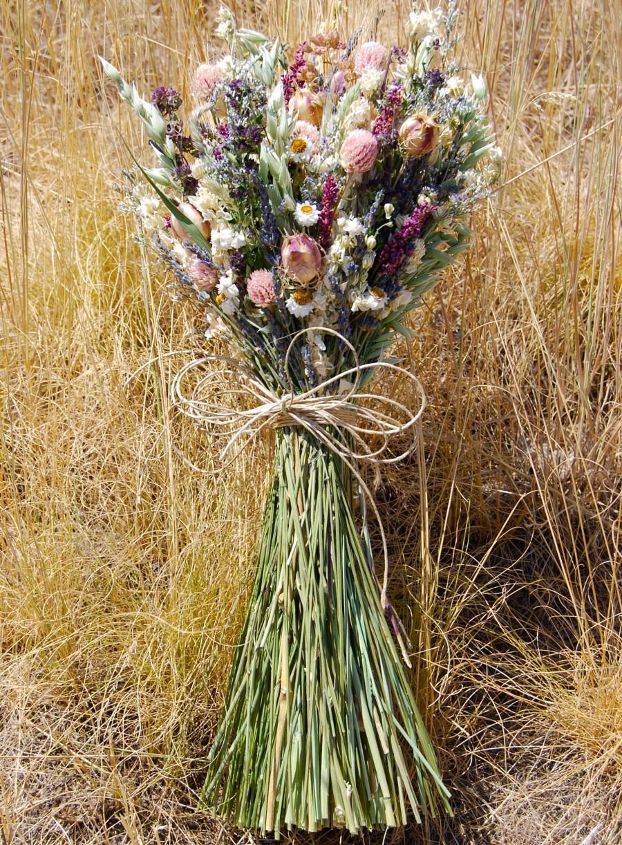 Dusty Pink White Sage Lavender Blush Eggplant Bridal Wedding