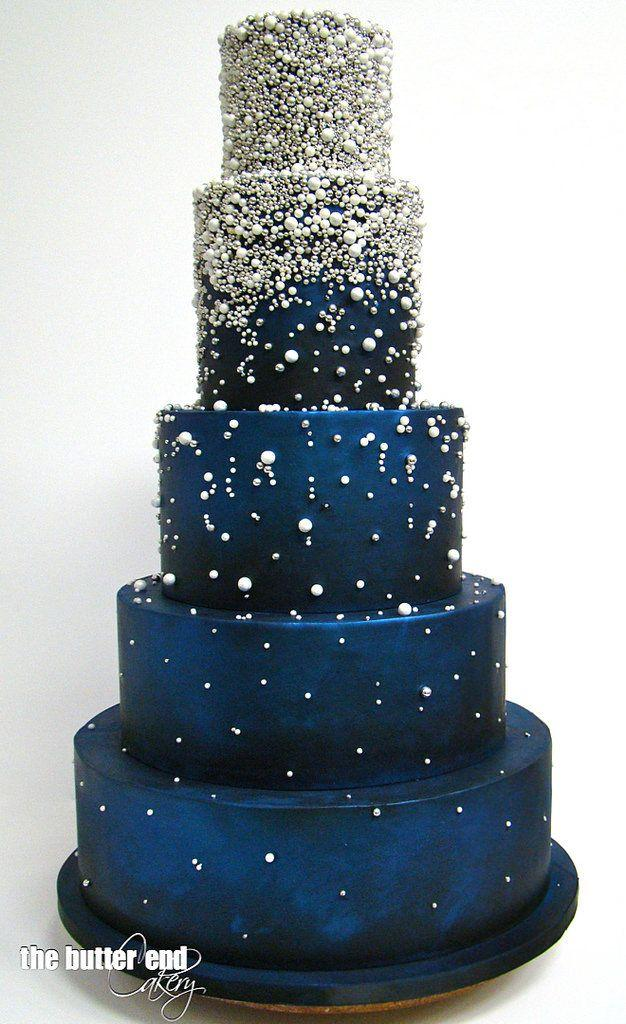 Cake - Starry Night Cake #2781868 - Weddbook