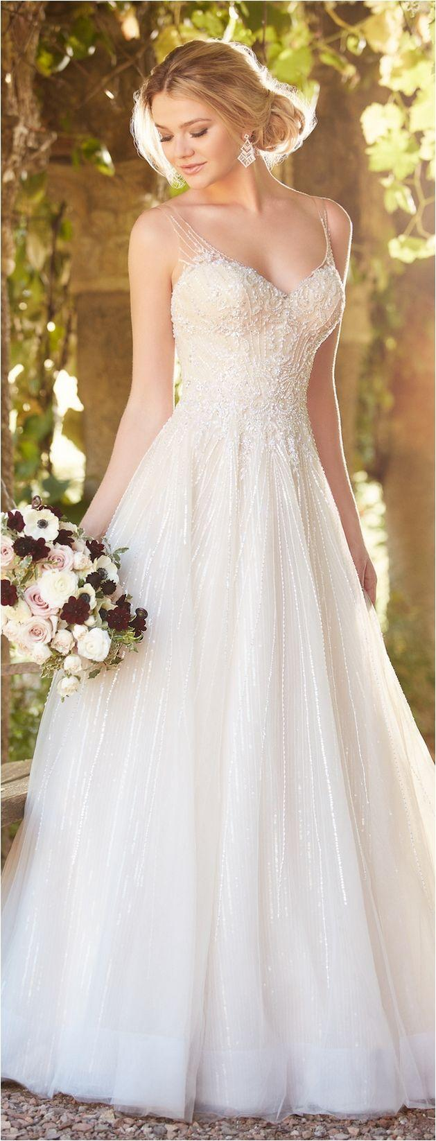 Wedding - 139 New Spring Summer 2017 Wedding Dresses Trends And Ideas