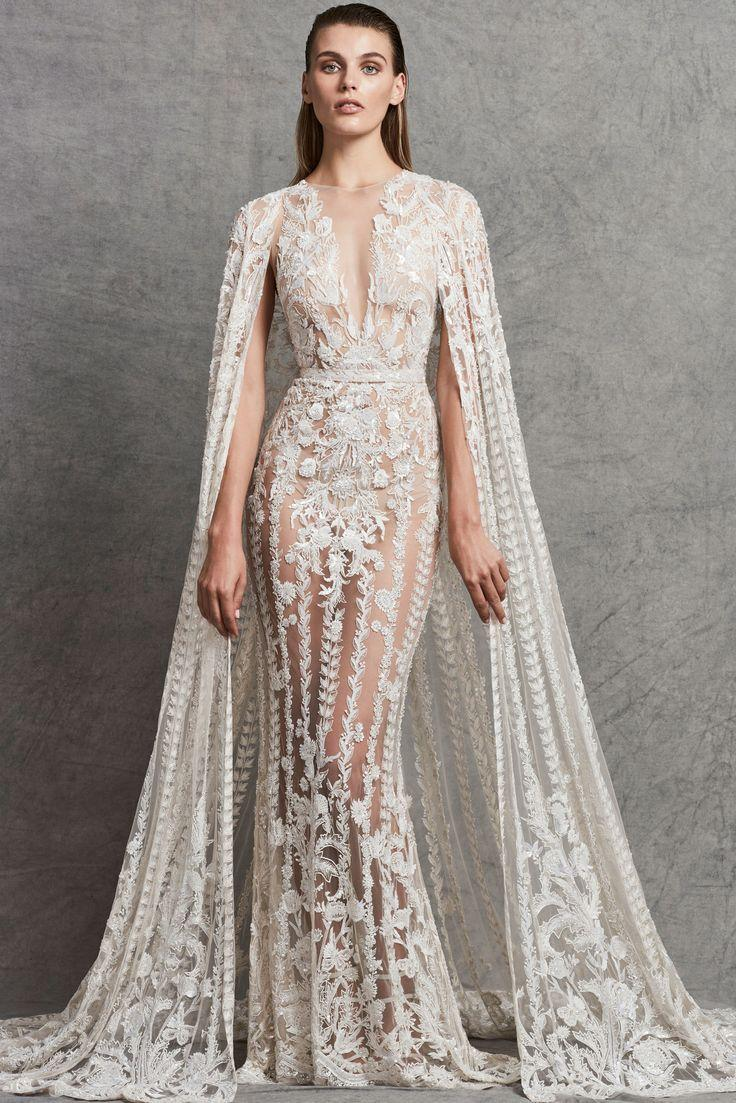 Boda - Zuhair Murad Bridal Fall 2018 Fashion Show