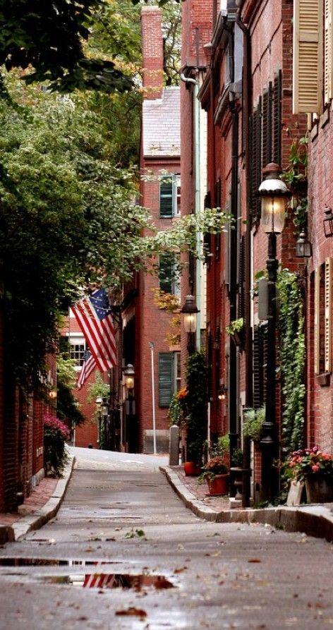 Hochzeit - Honeymoon Destinations - Boston