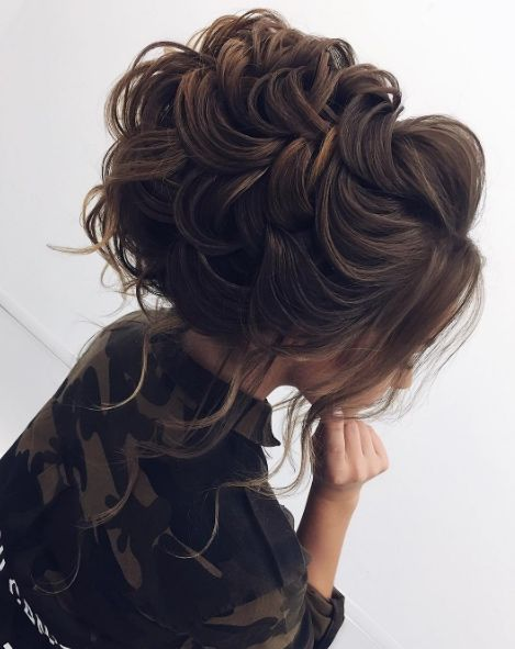 Wedding - Wedding Hairstyle Inspiration - Elstile
