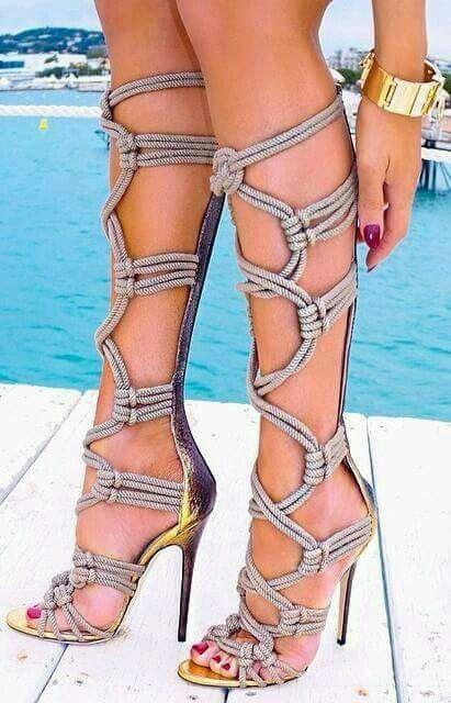 زفاف - Sapatos