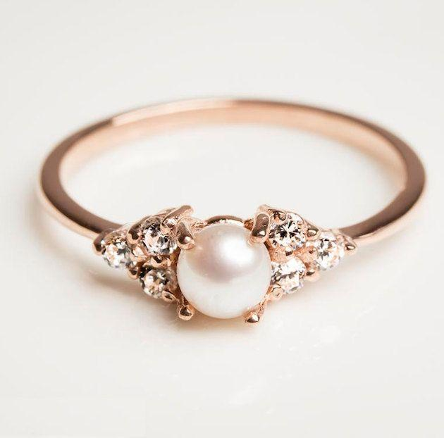Mariage - 10 Classic Engagement Rings (Almost Any Bride-to-Be Would Love)