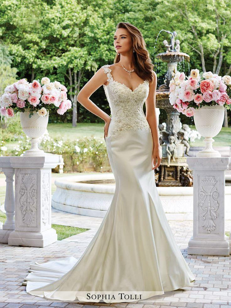 Свадьба - Sophia Tolli - Fontana - Y21662 - All Dressed Up, Bridal Gown