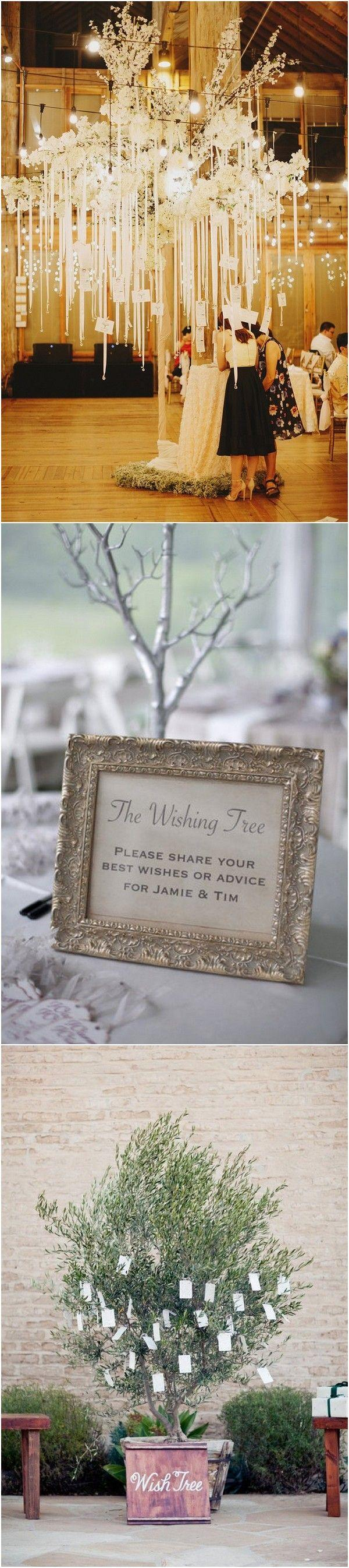 Top 10 Wishing Tree Decoration Ideas For Your Wedding Day